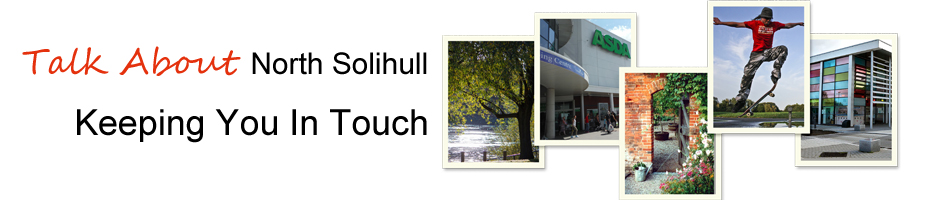 Talk About North Solihull logo
